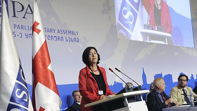 ВОБСЕ поддержали идеюРФ осоздании комитета поборьбе стерроризмом