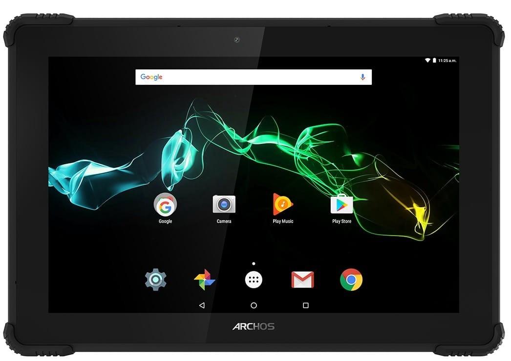 Archos 101 Saphir— сверхпрочный гибридный планшет на андроид