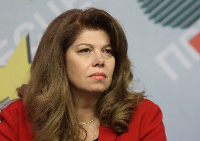 Вице-президент Болгарии считает нужной отмену антироссийских санкций