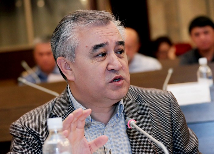 ВКиргизии схвачен подозреваемый вкоррупции лидер парламентской фракции