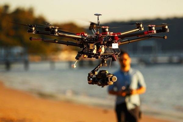 ВЯпонии запланировали предложить единые мировые стандарты для дронов