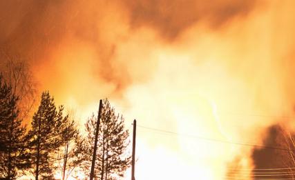 Около 20 человек пострадали впожаре вшведском приюте для беженцев