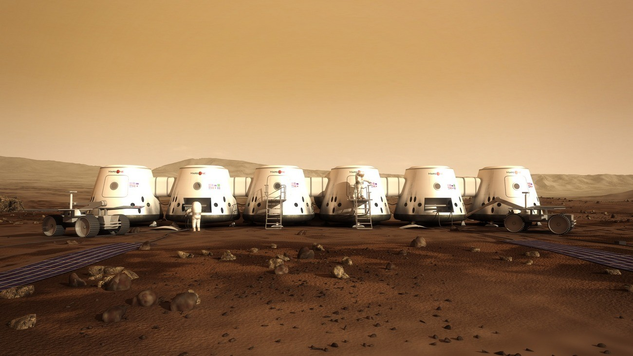 Отобрана первая тысяча землян для полета наМарс