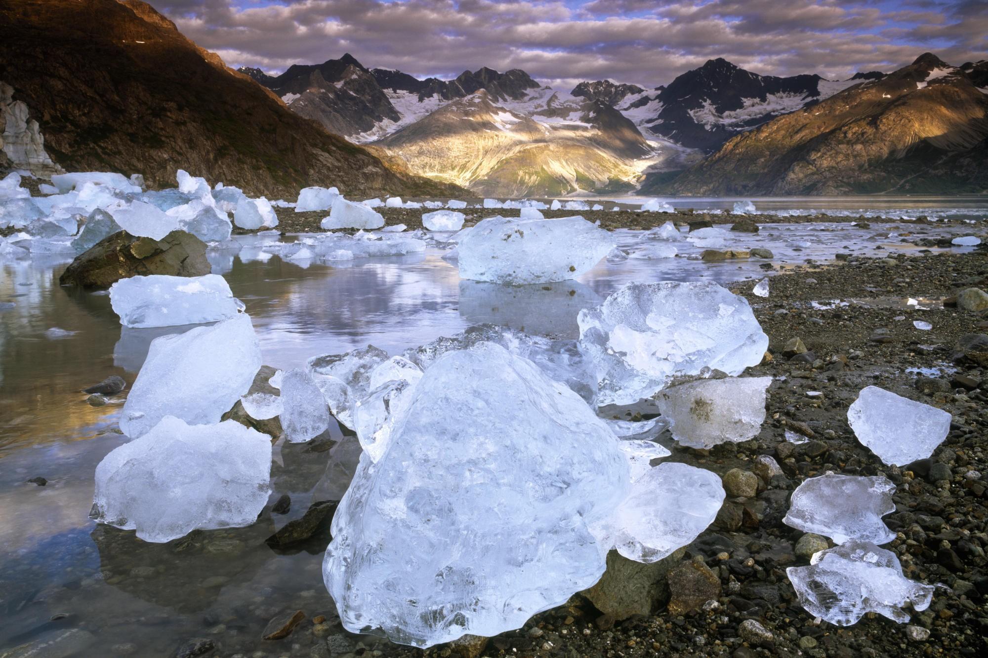 ВПриморском крае вплотную занялись исследованием льда