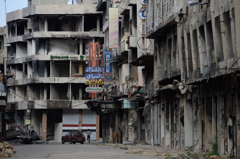 Москва осуждает теракты вХомсе— МИДРФ