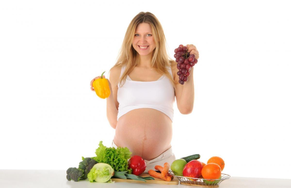 Здоровое питание женщин может поменять будущее— Ученые