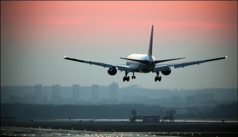 Самолет экстренно сел вВолгограде из-за смерти пассажира