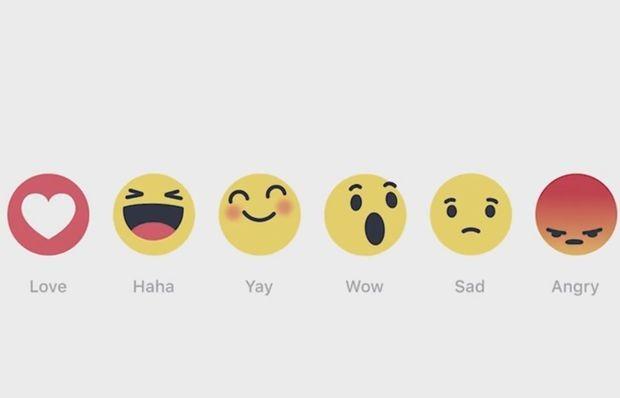 Фейсбук больше несможет реагировать наэмоции пользователей