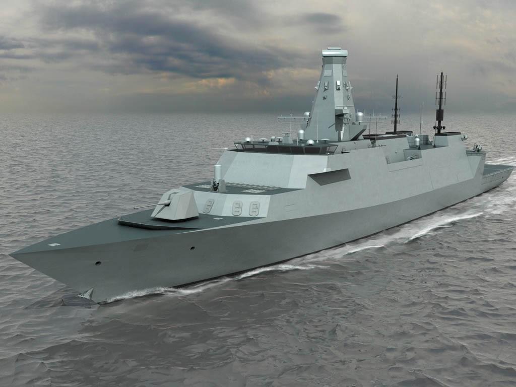 Планы Лондона посозданию флотилии фрегатов назвали «чушью собачей»