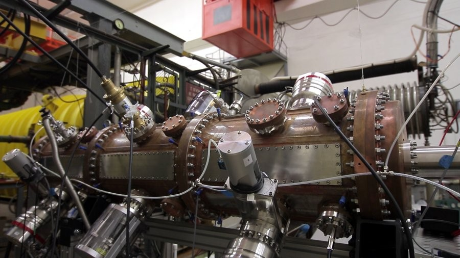 Первые результаты на русском коллайдере НИКА будут получены в 2018г