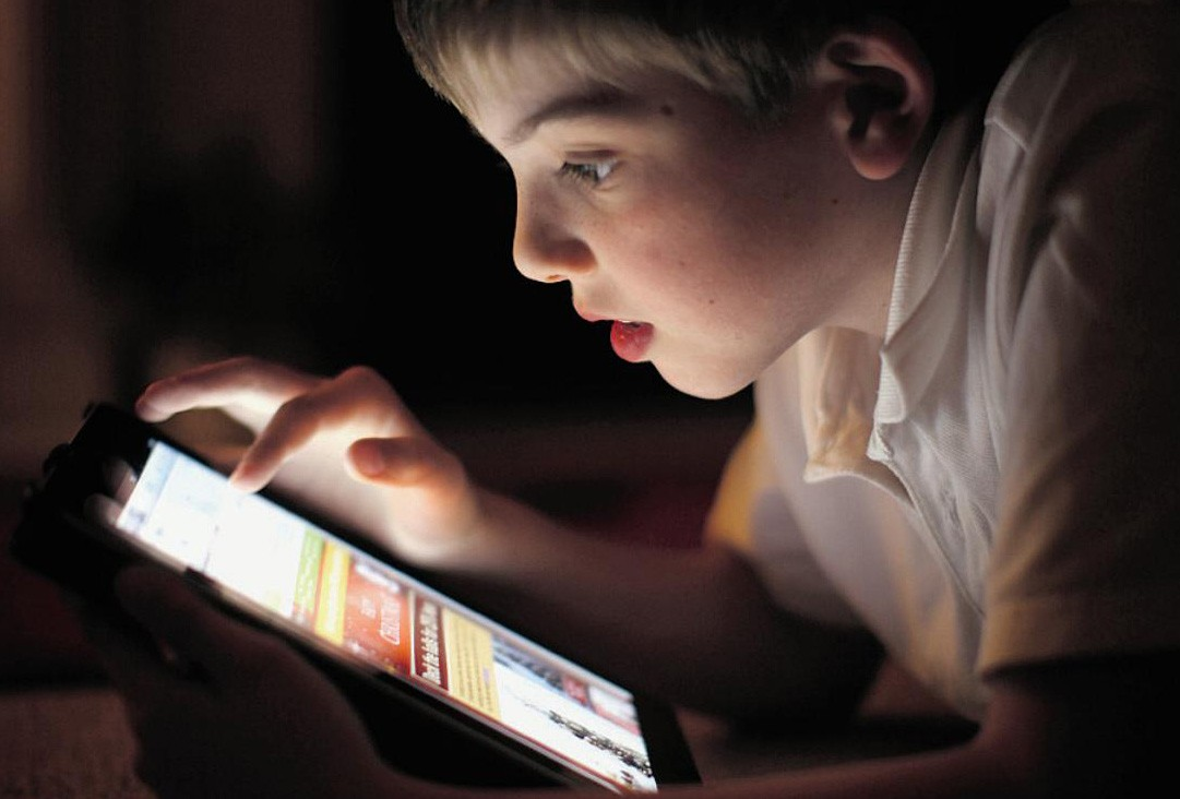 Около 80% русских дошкольников пользуются интернетом