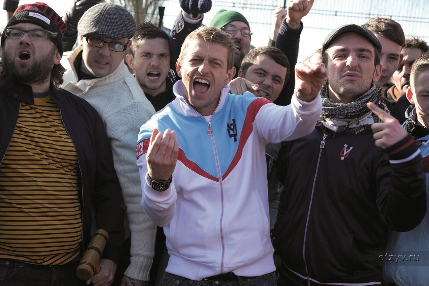 ВСША сняли «страшилку» орусских футбольных фанатах— Вслед заБи-би-си