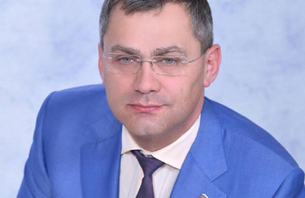 Руководителя Колпино Вадима Иванова будут судить захищение 1,4 млн руб.