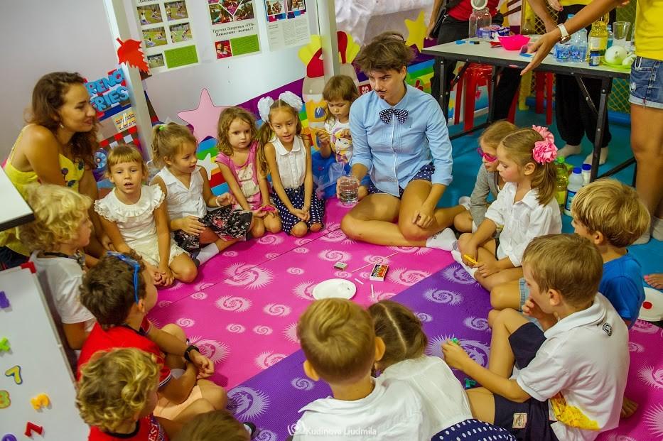 Детский парк  может навредить психике ребенка— ученые