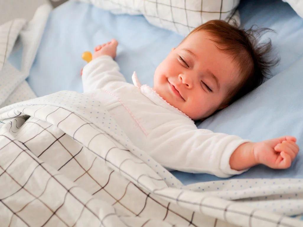 Сон ребёнок превращается