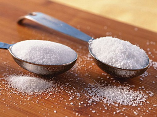 Ученые обнаружили сходство сахара исоли
