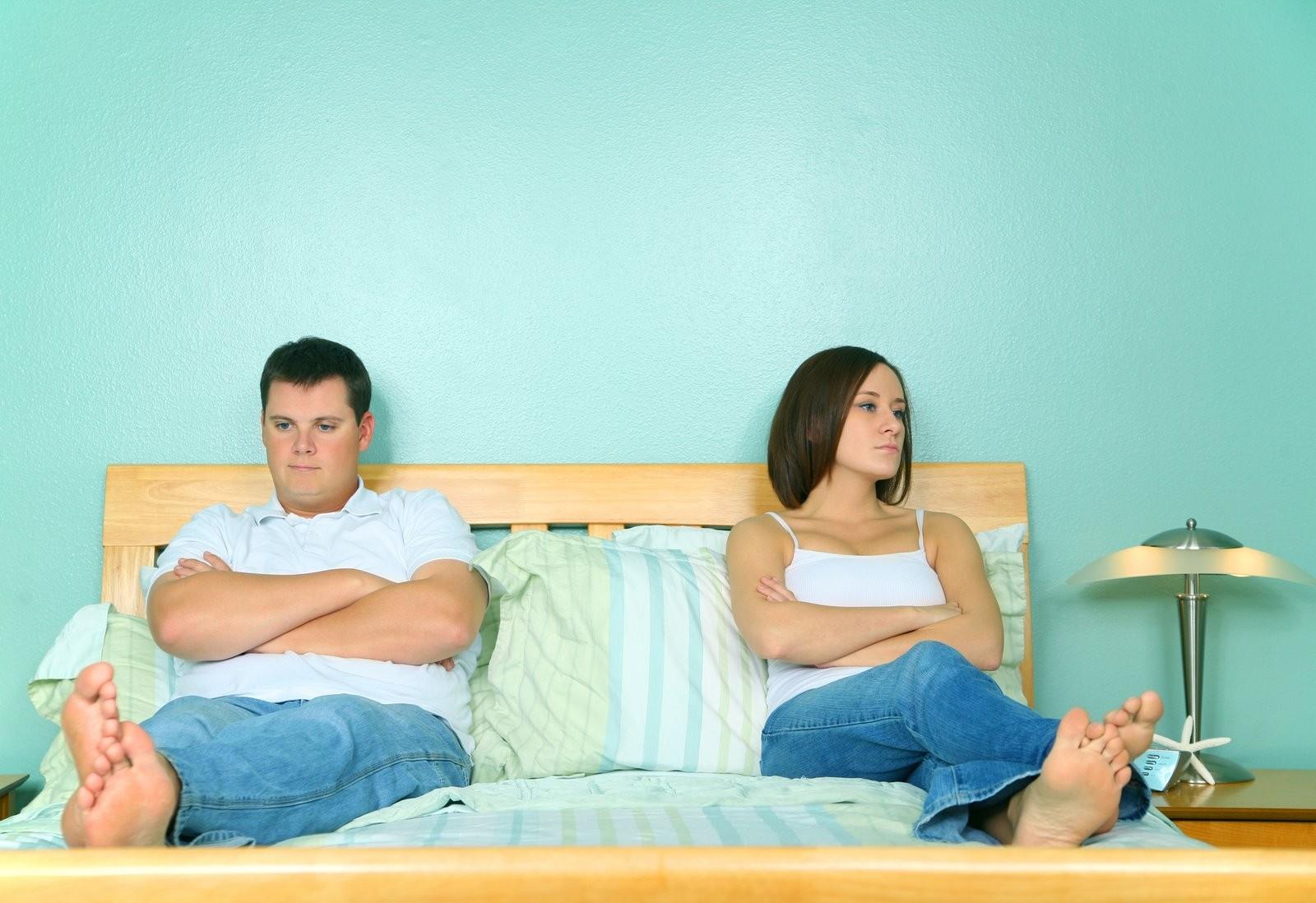 Ученые: Стресс у 2-ой половинки может привести к возникновению ненужных килограммов
