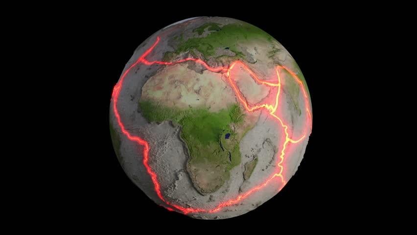 Стало известно, как наЗемле образовались первые континенты