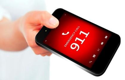 При звонке пономеру 112 будет определяться местопребывание  абонента