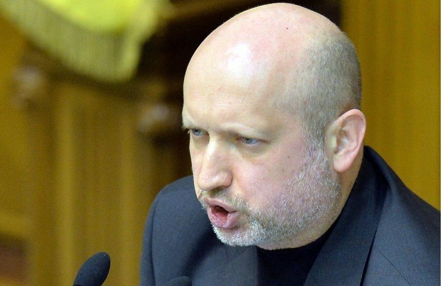 Турчинов поведал, сколько времени пригодится украинским силовикам для захвата Донбасса