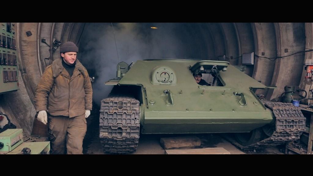 Алексей Сидоров начал съемки отечественного фильма «Т-34»