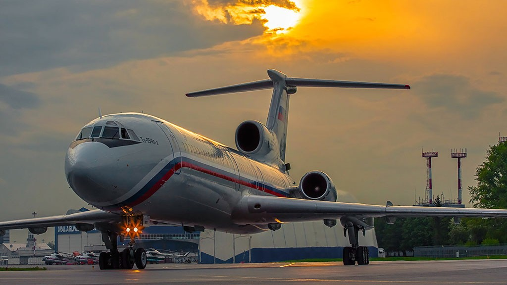 Расследование дела окрушении Ту-154 под Сочи продлено до25апреля