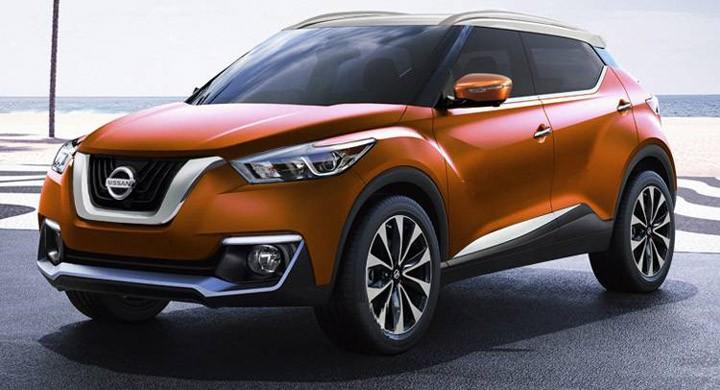 Новинку Nissan Juke делают на платформе CMF-8