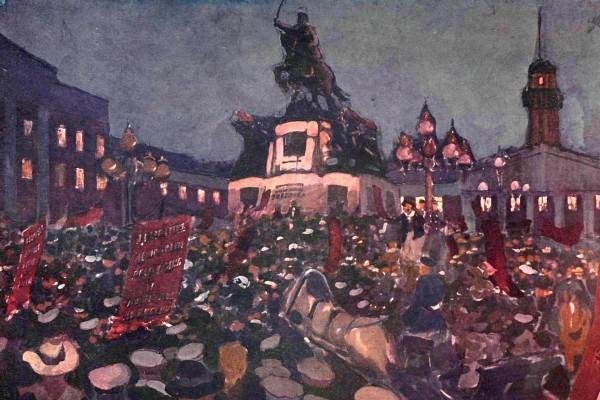 Депутаты хотят называть революцию 1917 года в учебниках переворотом