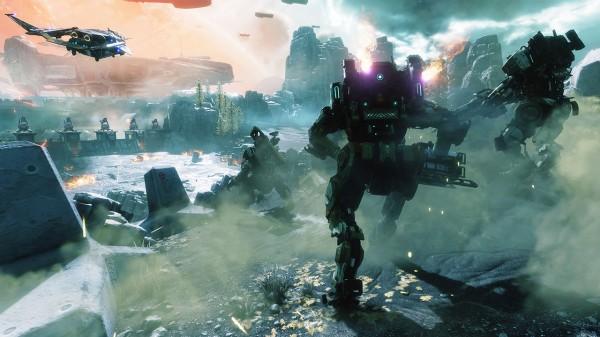 В трейлере Titanfall 2 разработчики предложили новый режим перестрелки