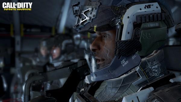 Вышло дополнение к Call of Duty: Infinite Warfare - Sabotage