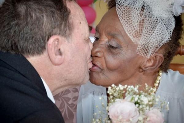 106-летняя невеста из Бразилии доказала, что любви все возрасты покорны