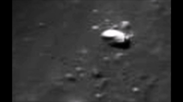 На Луне найдена перевалочная база инопланетян