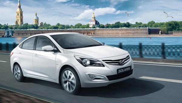 В сети опубликовали снимки Hyundai Solaris