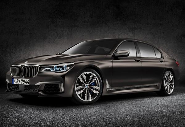 Появились характеристики BMW M760Li 2017
