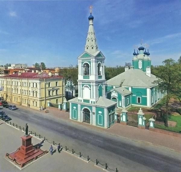 Сампсониевский собор официально передан в руки РПЦ