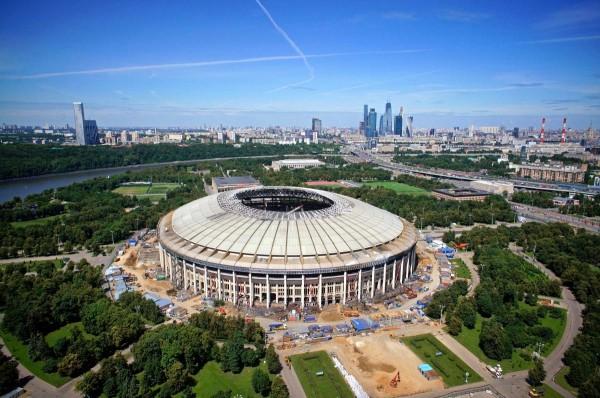 К ЧМ-2018 по футболу на стадионе «Лужники» появятся более 3 тыс камер видеонаблюдения