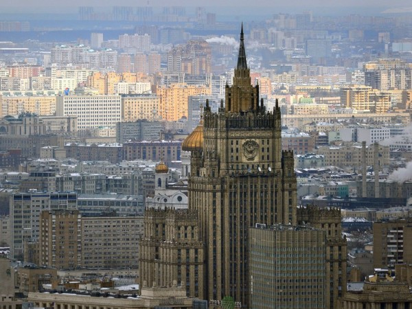 Рябков: Публикации WSJ пытаются отравить отношения между США и РФ