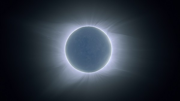 В пятницу люди увидят лунное затмение
