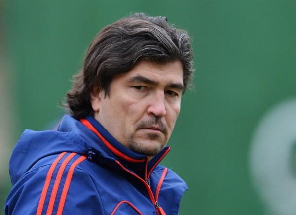 Николай Писарев стал главным тренером Нижегородского ФК «Олимпиец»