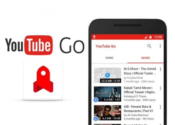 Запущен бета-тест YouTube Go для просмотра видео оффлайн