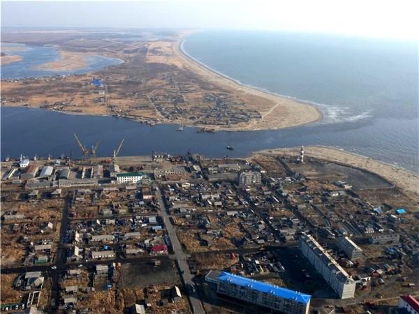 По заявлению руководства Порта Поронайск возбуждено уголовное дело