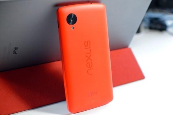 Красный LG Google Nexus 5 может поддерживать LTE и продаётся лишь за 10 тысяч рублей