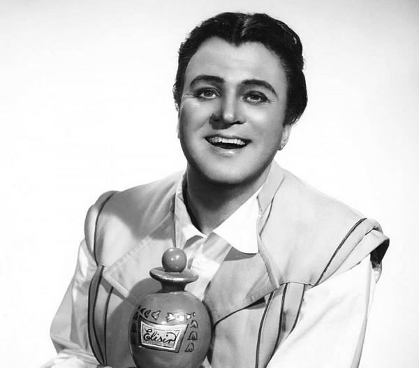 Известный оперный певец Николай Гедда  скончался на 92 году своей жизни