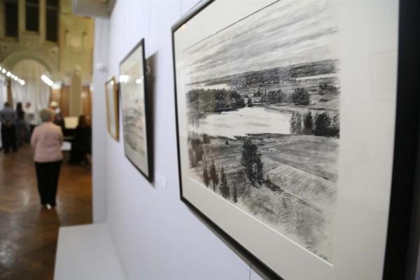 В Самаре открылась выставка российских художников-графиков