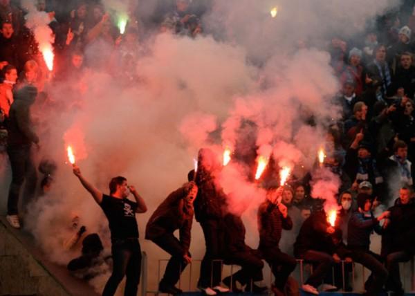 Государственная Дума ужесточила санкции за футбольное хулиганство