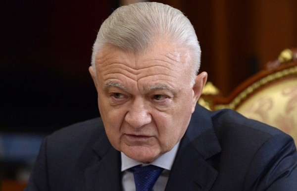 Губернатор Рязанской области сложил свои полномочия досрочно