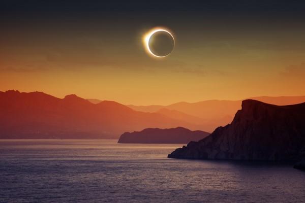 В конце февраля произойдет солнечное затмение