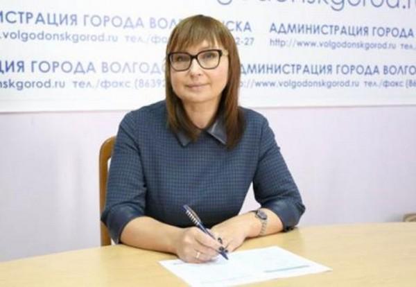 В Волгодонске уволили начальника управления образования