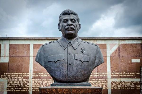 Любовь людей к Сталину достигла исторического максимума