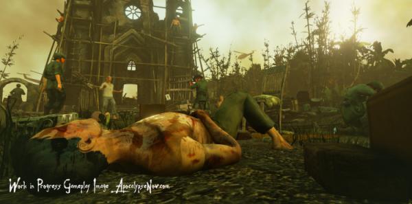 Игра  «Апокалипсис сегодня» может исчезнуть с Kickstarter